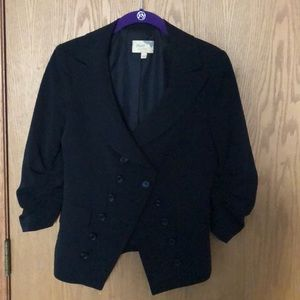 NWOT Elizabeth and James blazer